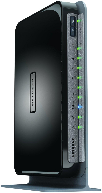NETGEAR N750 Dual Band Wi-Fi Gigabit Router