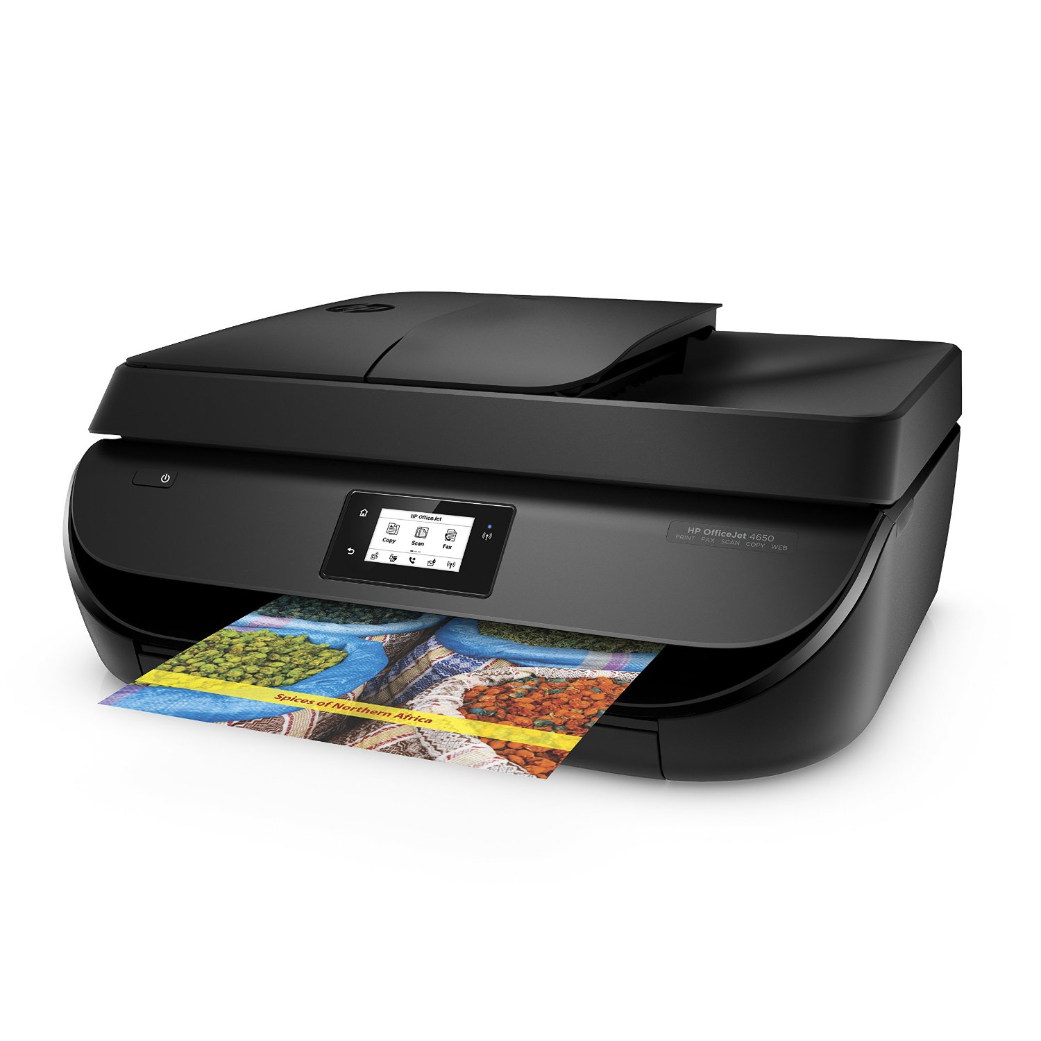HP Officejet 4650 Wireless All-in-One Inkjet Printer